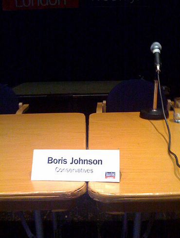 Boris couldn't make it