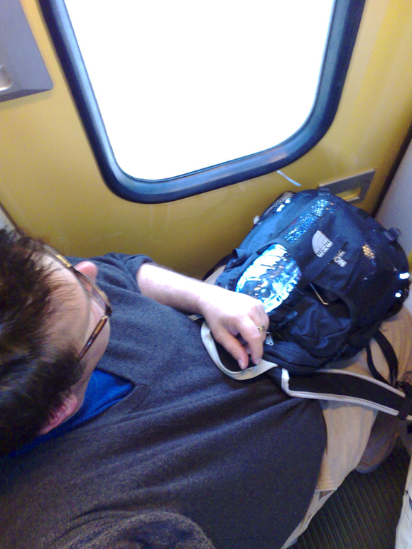 "Why I love being a Eurostar ""Carte Blanche"" traveller"